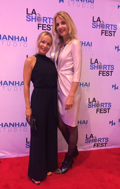 LA Shorts Fest - Premiere Patch