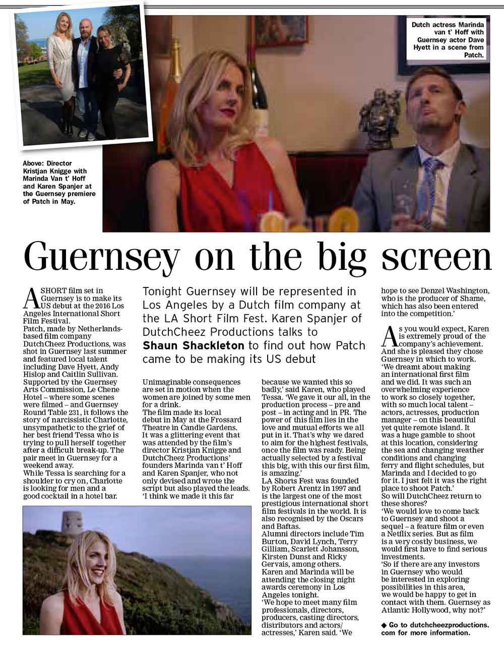Guernsey Press